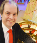 Michael Wooldridge at the Pollokshaws Wurlitzer